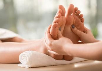 Масаж акупунктурних точок стопи. Як точковий масаж впливає на стан організму і загальне самопочуття