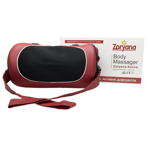 Масажна подушка Zoryana Active