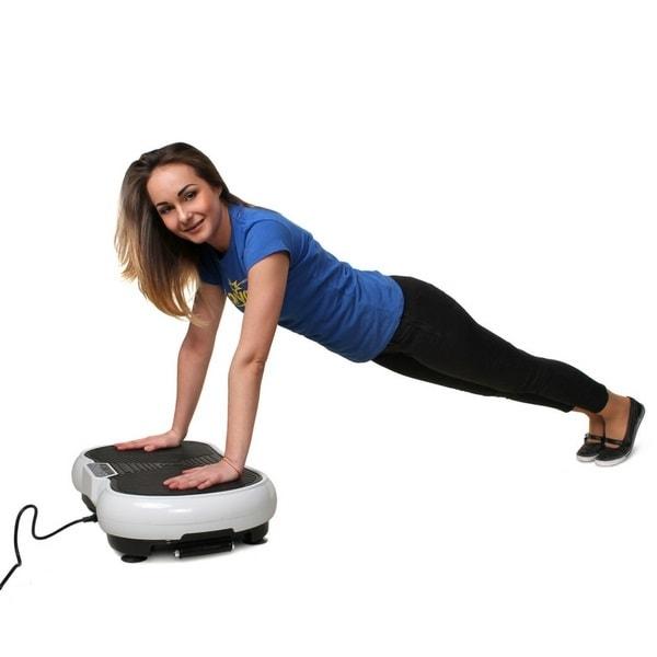 Виброплатформа Zoryana Fitness